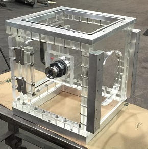 Chamber for Vacuum Extrusion System